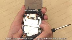 Apple iPhone 3GS LCD Screen and Glass Digitizer installation and replacement guide