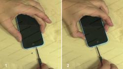 iPhone 5C Glass Digitizer and LCD screen replacement guide