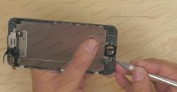 Apple iPhone 6 LCD Screen and Glass Digitizer installation and replacement guide