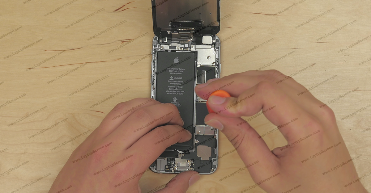 iphone 6 screen replacement guide