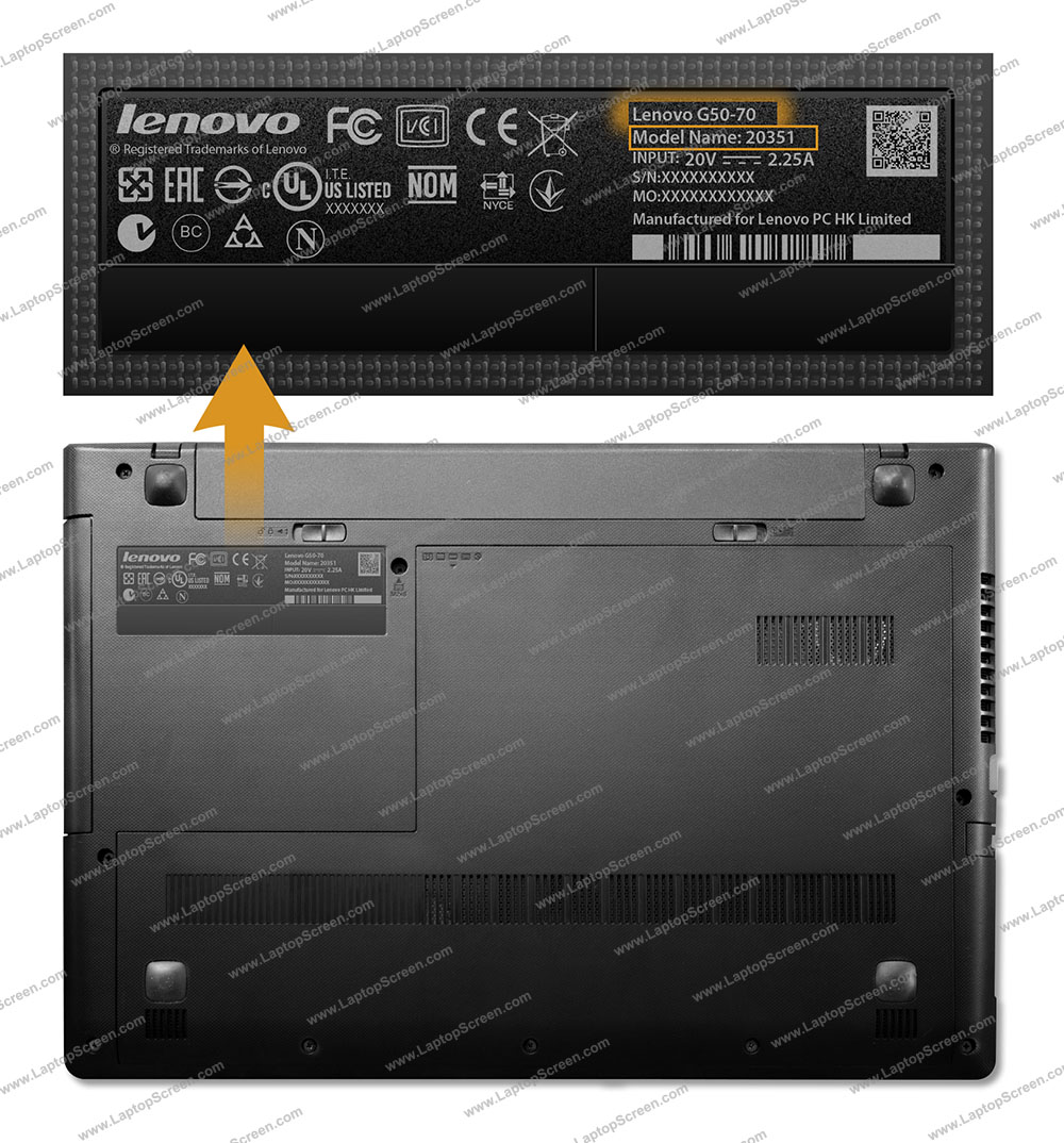 How To Find Lenovo Model Laptopscreen Com