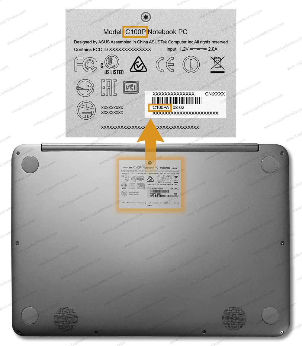 Toshiba Laptop Parts Diagram